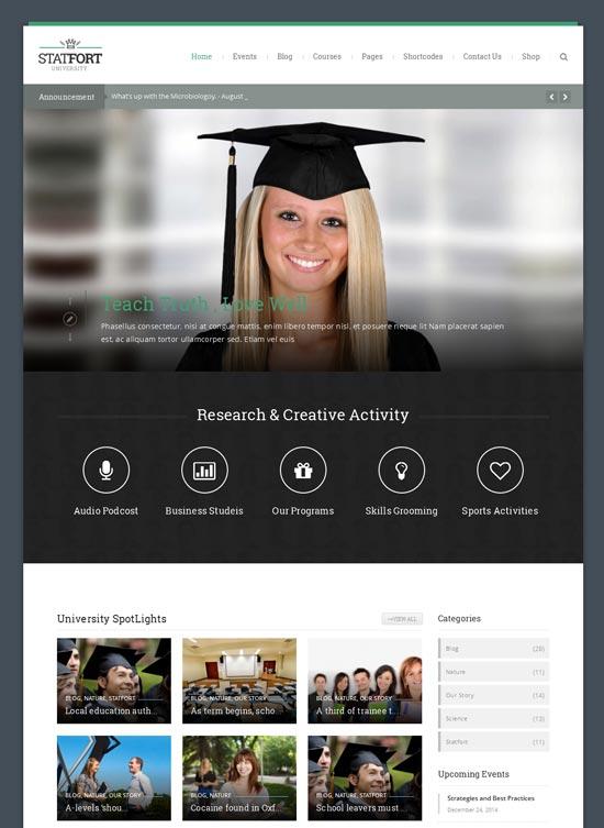 Statfort-Educational-Wordpress-Theme