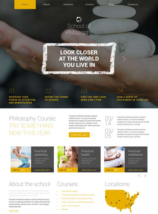 University-Responsive-WordPress-Education-Theme