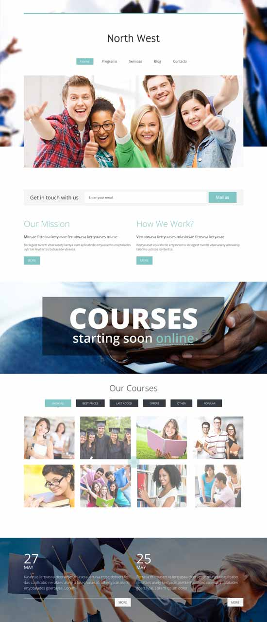 University-Responsive-WordPress-Theme