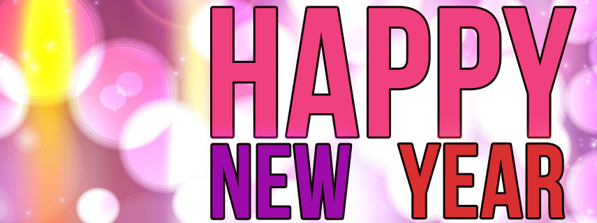 Most Beautiful Happy New Year Facebook Covers (1)