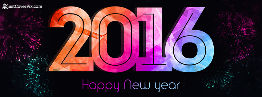 most beautiful happy new year facebook covers 1