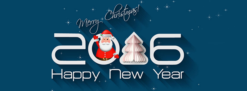 Most Beautiful Happy New Year Facebook Covers (15)