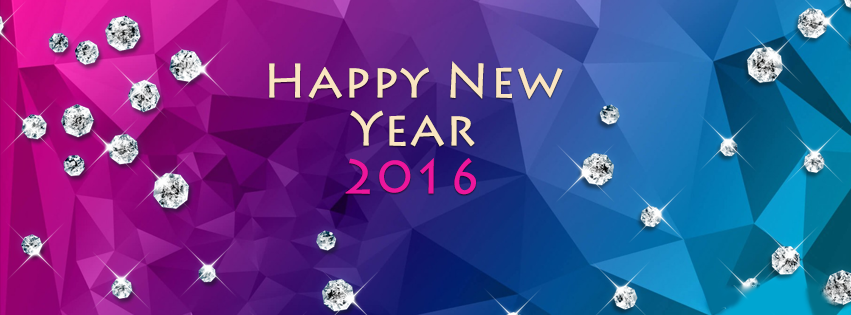 Most Beautiful Happy New Year Facebook Covers (2)