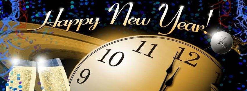 Most Beautiful Happy New Year Facebook Covers (9)