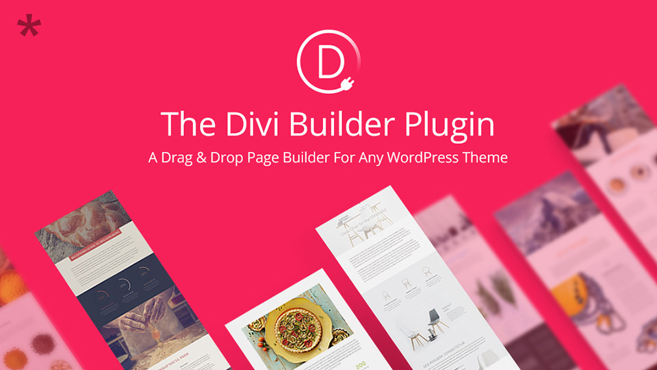 Divi Builder by Elegant Themes