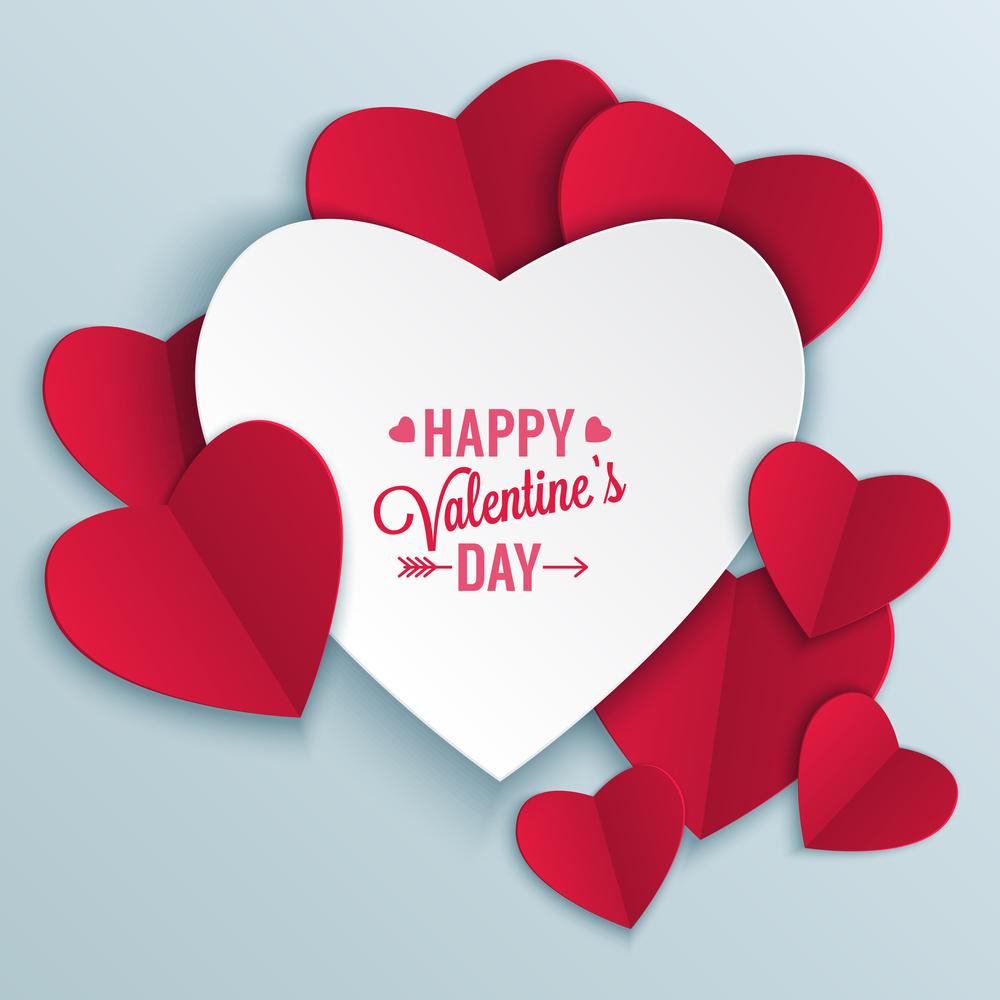 happy valentinde day card