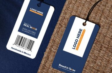Best Label Tag Mockup To Showcase