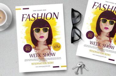 Best Flyer Templates for Adobe Photoshop & Illustrator