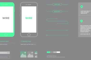 Free Wireframe Templates for Mobile